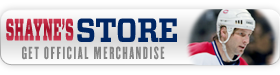 Darcy Tucker's Store - Get Official Shayne Merchandise!